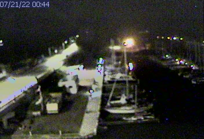 Kincardine Harbour looking WSW